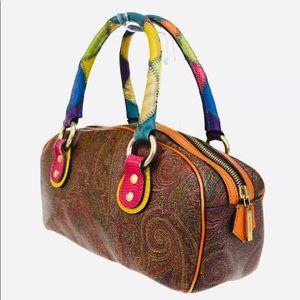 ETRO Paisley Bag Purse